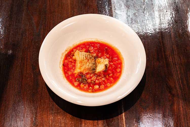 白身魚のカチャトラ煮|オリイーリオ oliilio 大切な愛犬ととっておきの時間をすごせるDOGドッグカフェ&ダイニング